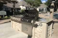Frisco Outdoor Kitchen Final