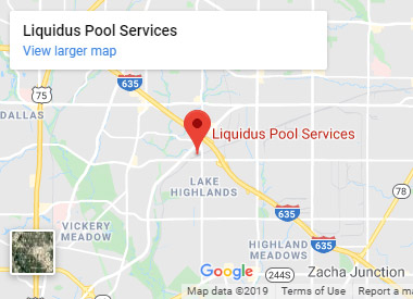 Liquidus Pool Services Google Map
