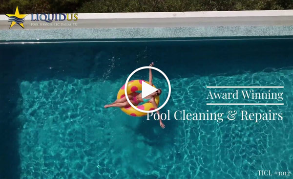Video thumbnail of a Welcome to Liquidus Pool Services video